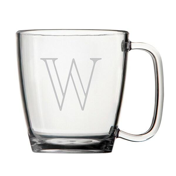 Personalized Acrylic Coffee Mugs (Set of 4)