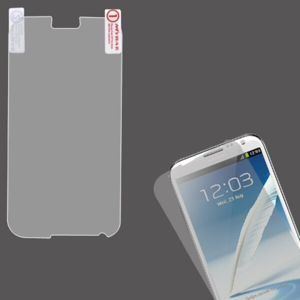 INSTEN LCD Screen Protector Film for Samsung Galaxy Note 2 II N7100
