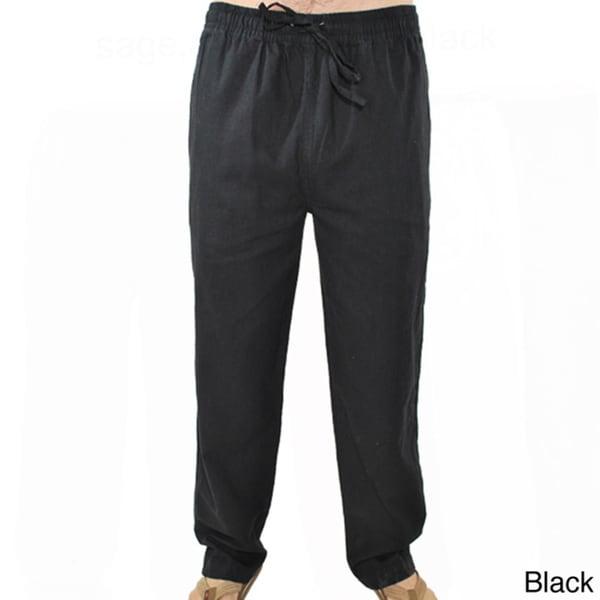 Men's Hemp and Cotton Lounge Pants (Nepal)