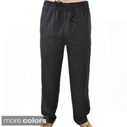 Men's Hemp and Cotton Lounge Pants (Nepal)