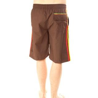 Rasta Streak Board Shorts (Nepal)