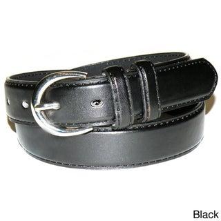Women's Genuine Leather Dress Belt