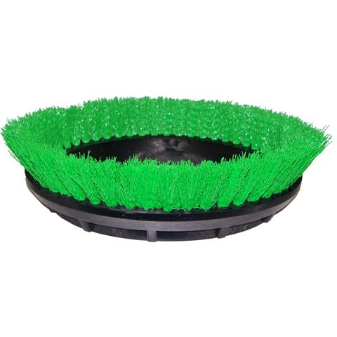 Bissell Commercial Green Scrub 12-inch Brush