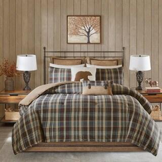 Woolrich Hadley Plaid Multi Comforter Mini Set