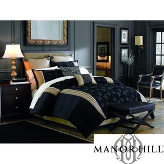 Manor Hill Heritage Landing Verona 4-piece Comforter Set