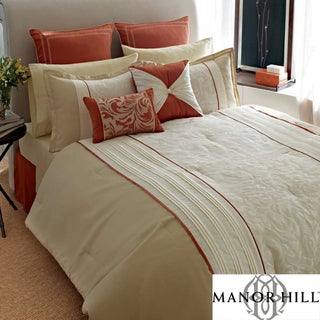 Manor Hill Heritage Landing Bolero Luxury 4-piece Comforter Set