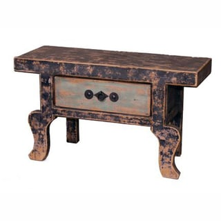 nuLOOM Euro 1 Drawer Side Table
