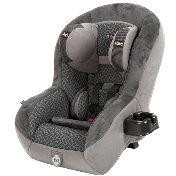 Safety 1st Chart 65 Air Convertible Car Seat in Monorail Grey