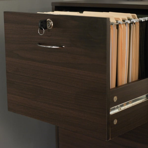 Simple Living Wilson Filing 4-drawer Cabinet - Free Shipping Today ...