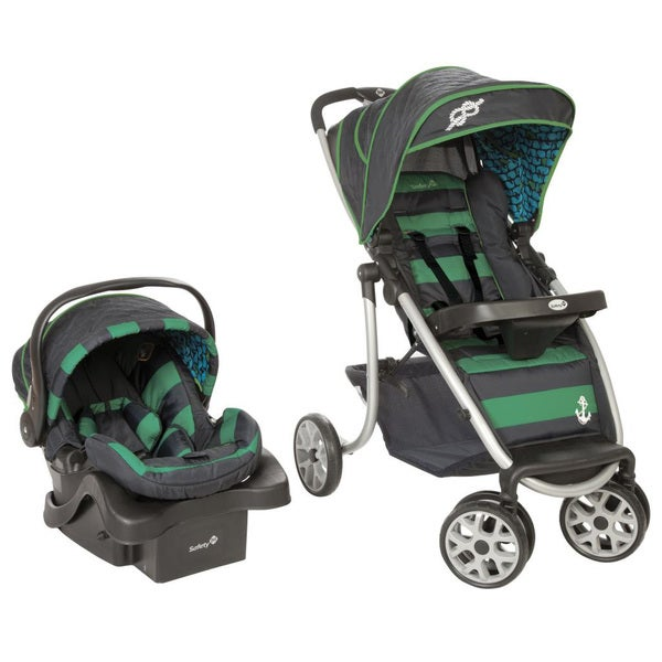 Safety 1st SleekRide Travel System in Sail Away
