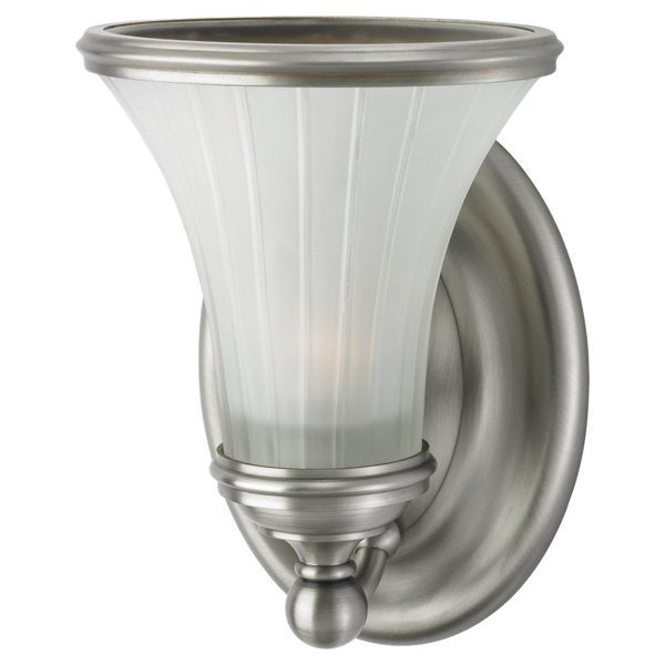 Torry Brushed Nickel 1-Light Ambiance Low-voltage Fixture