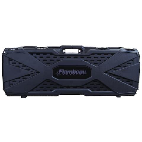 Flambeau Black Hardsided AR Gun Case