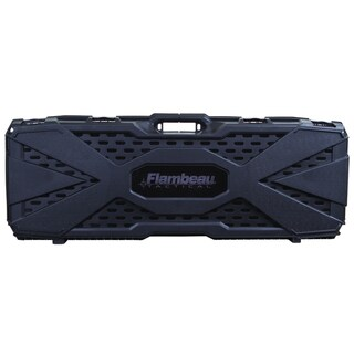 Flambeau Black Hardsided AR Gun Case