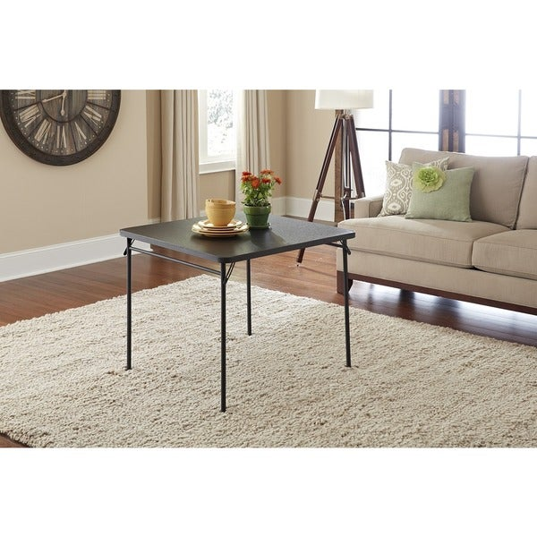 Cosco 34 Inch ABS Top Folding Table