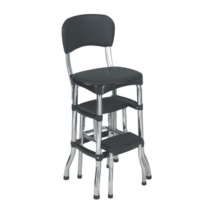 Cosco Retro Counter Chair / Step Stool (2 options available)