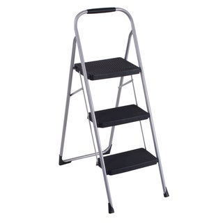 Cosco Three Step Big Step Folding Step Stool
