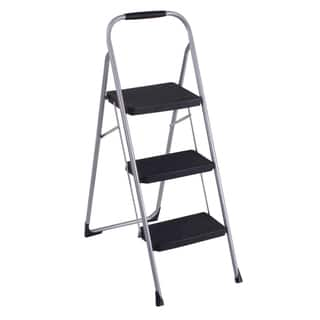 Cosco Three Step Big Step Folding Step Stool|https://ak1.ostkcdn.com/images/products/8026528/Cosco-Three-Step-Big-Step-Folding-Step-Stool-P15388207.jpg?impolicy=medium