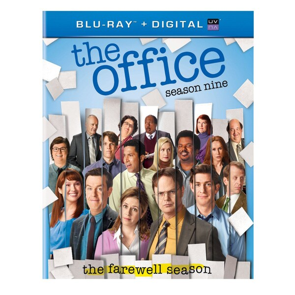 The Office: Season Nine (Blu-ray Disc)
