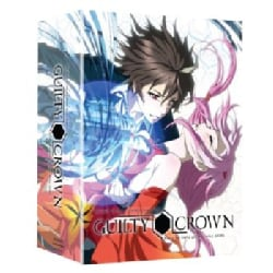 Guilty Crown: Complete Series: Part 1 (Limited Edition) (DVD)