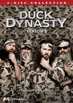 Duck Dynasty: Season 3 (DVD)