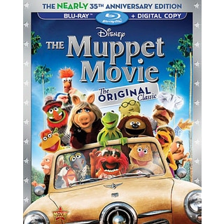 The Muppet Movie (The Nearly 35th Anniversary Edition) (Blu-ray Disc)