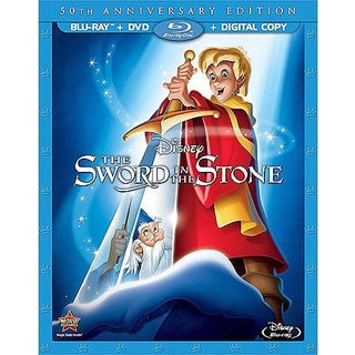 The Sword In The Stone (50th Anniversary Edition) (Blu-ray Disc)