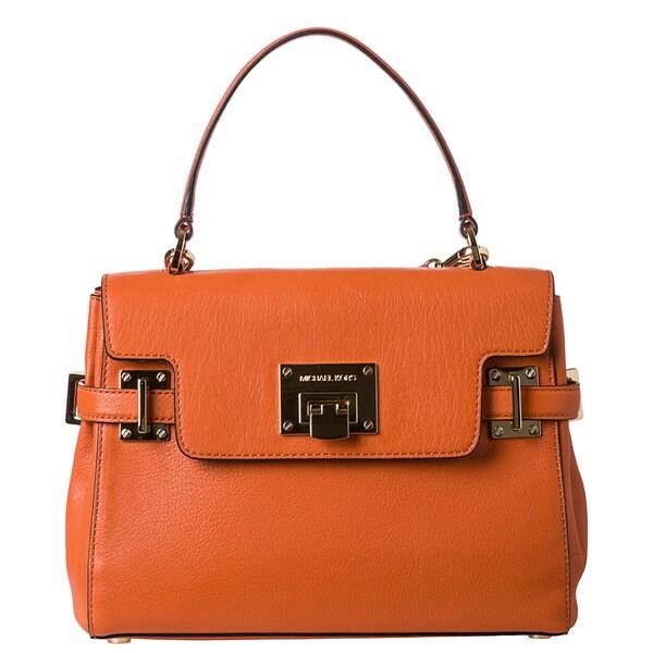 a4ca814bd068 Shop MICHAEL Michael Kors 'Astrid' Medium Leather Satchel - Free ...