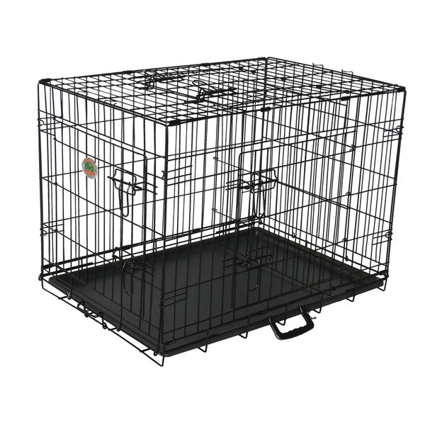 Go Pet Club 3-door Metal 48-inch Divider Cage