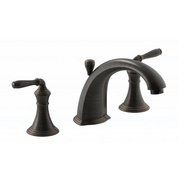 Shop Kohler Devonshire Deck-mount Bath Faucet Trim With Lever Handles
