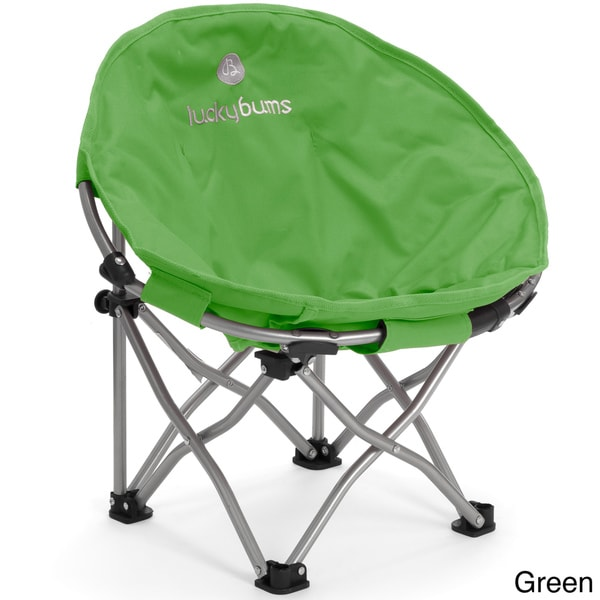 Lucky Bums Youth Small Moon Camp Chair - Free Shipping On ...