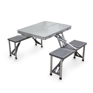 Aluminum Foldable/ Packable Picnic Table
