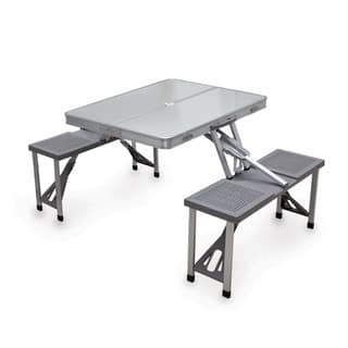 Aluminum Foldable/ Packable Picnic Table|https://ak1.ostkcdn.com/images/products/8028663/P15390031.jpg?impolicy=medium