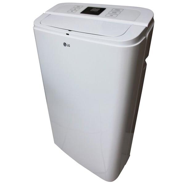 LG Electronics 11,000 BTU 400 Square Foot Portable Air Conditioner (Refurbished)