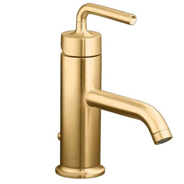Shop Kohler KA Purist SingleHandle Bathroom Sink Faucet - Kohler purist bathroom sink