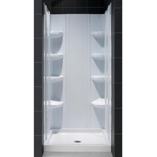 DreamLine Acrylic QWALL-3 Shower Backwalls Kit