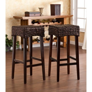Harper Blvd Dunmoor 30-inch Bar Stool (Set of 2) - Thumbnail 0