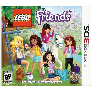 Nintendo 3DS - Lego Friends