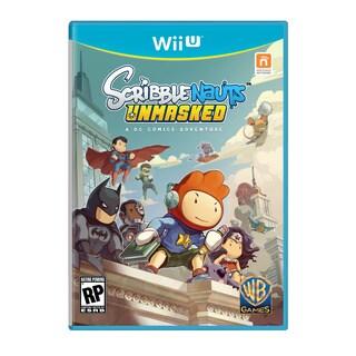 Nintendo Wii U - Scribblenauts Unmasked: A DC Comics Adventure