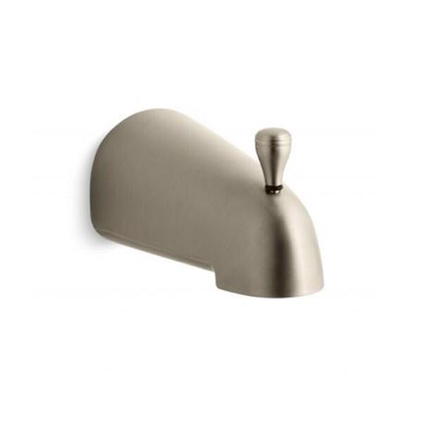 Shop Kohler Devonshire Diverter Vibrant Brushed Bronze