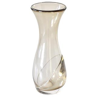 'Sara III' Brown Glass Vase