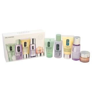 Clinique Daily Essentials Dry Combination Skin 5-piece Set