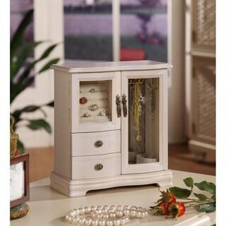 Classica Collection 2 Dual Case Jewelry Box
