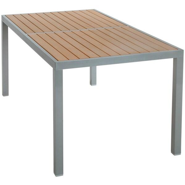 Cosco Outdoor Rectangular Dining Table