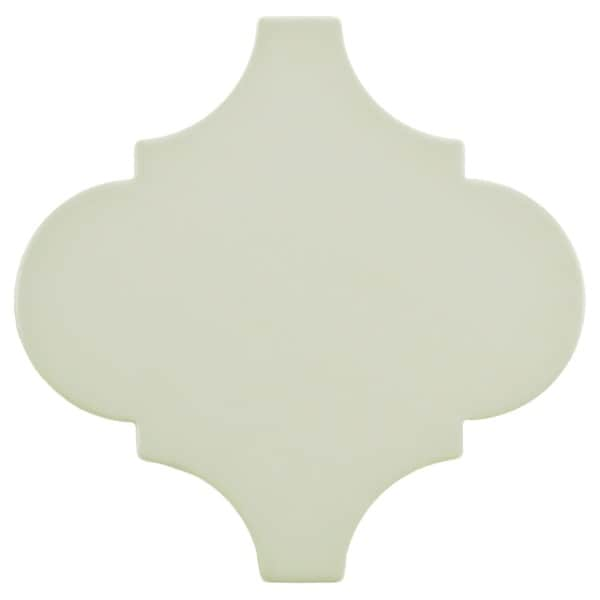 SomerTile 8 x 8-inch Morocco Grey Porcelain Floor and Wall Tile (Case of 16)