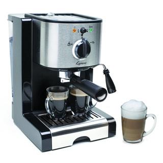 Capresso EC100 Stainless Steel Pump Espresso and Cappuccino Machine (Refurbished)