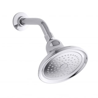 Kohler Devonshire Katalyst Single-faucet Polished Chrome Showerhead