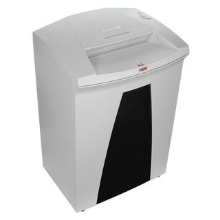 HSM Securio B34L6, 10-12 sheet, cross-cut, 26.4-gallon Capacity