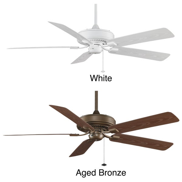 Fanimation Edgewood Wet Location 60-inch Energy Star Rated Ceiling Fan