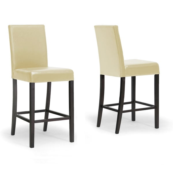 Baxton Studio Torino Modern Bar Stools (Set of 2 or 4)