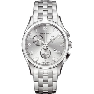 Hamilton Men's 'Jazzmaster Thinline Chrono' Watch